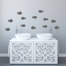 Decals For Bathrooms by Fish Wall Decals For Bathroom 28 Images Disney Finding Nemo