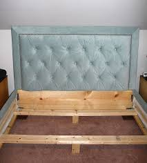 Ana White Upholstered Headboard by 21 Best Bed Frames Images On Pinterest Architecture Bedroom