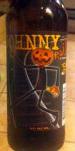 Ichabod Pumpkin Beer Calories by Johnny Rails Pumpkin Ale Erie Brewing Co Beeradvocate