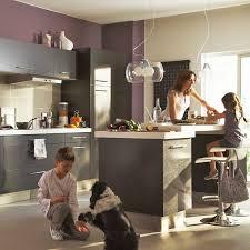 choisir une cuisine 6 raisons de choisir une cuisine ouverte sur le salon astuces déco