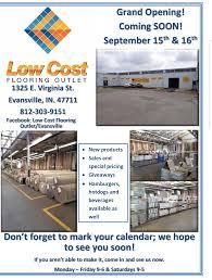Remnant Vinyl Flooring Menards by Low Cost Flooring Outlet Evansville In Evansville In 47711