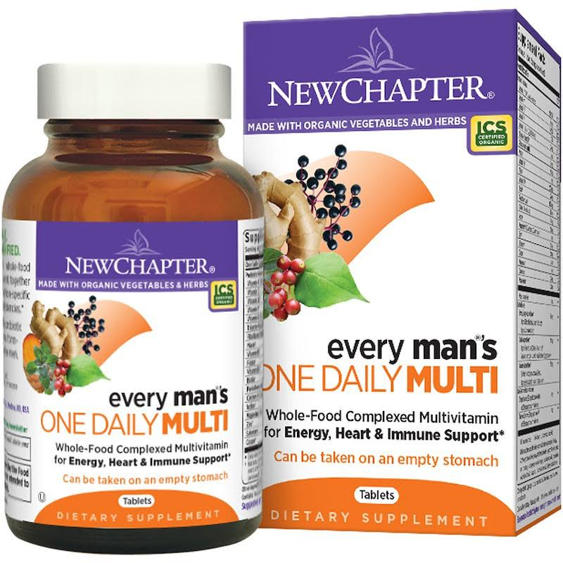 Chapter Every Mans One Daily Multi Vitamins - 96ct