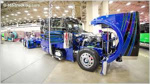 GATS Great American Trucking Show 2015 Dallas Texas Part 1 - YouTube