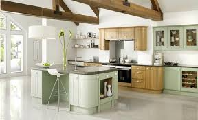kitchens set up so you can really easy and impressive kitchen