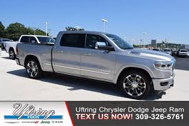 100 Dodge Truck Prices New 2019 RAM AllNew 1500 Limited Crew Cab In Pekin 1987458