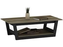 table pour canapé table basse bicolore voyage bicolore vente de table basse