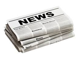 Headline Cliparts Free Download Blank Newspaper Png Transparent Freeuse Stock