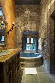Tuscan Style Bathroom Decor by Bathroom La Casa Dragones In San Miguel De Allende Mexico