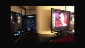 hilton las vegas elara 2 bedroom suite top floor jacuzzi