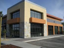 bureau vall馥 brive modern retail architecture search retail exterior