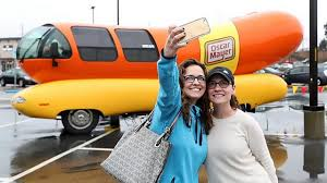 Hot Dog! The Wienermobile Is In Town | News & Observer