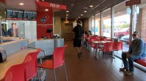 Dominos Pizza Theater Store