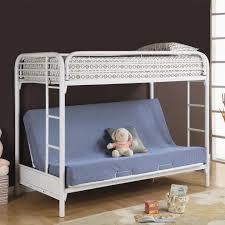 Dorel Twin Over Full Metal Bunk Bed by Dorel Twin Over Full Metal Bunk Bed Multiple Colors Bed U0026 Headboards