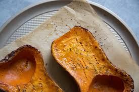 comment cuisiner un butternut baked butternut squash frenchly