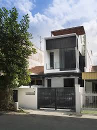 100 Terrace House In Singapore Airwell ADX Architects Design