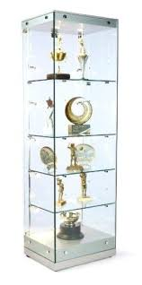 fabulous curio cabinet with lights to curio cabinets with lights