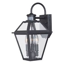 Outdoor Decorative Wall Motion Light