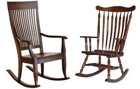 100 Unique Wooden Rocking Chair At Modern Interior
