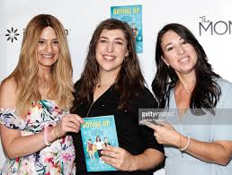Denise Albert Mayim Bialik And Melissa Musen Gerstein Attend The Mamarazzi Event Hosted By