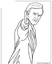 Draco Malfoy Character From Harry Potter Series Coloring Pages Print Download