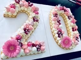 zahlentorte kuchen geburtstag torte 50 geburtstag
