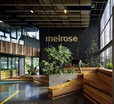 100 Melbourne Warehouse Inside Melrose Healths Biophilic Office In M3