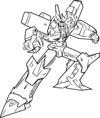 Coloriage Mégatron Transformers à Imprimer Sur COLORIAGES Info