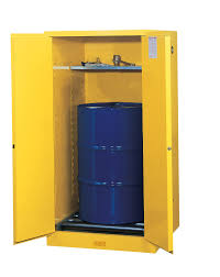 Flammable Safety Cabinet 30 Gallon by Manual Door 1 55 Gal 65