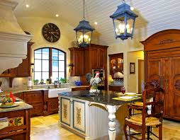 Kitchen Minimalist 10 Beautiful Dream Kitchens Cottage French Country And On Blue From