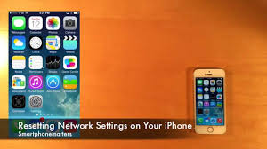 Resetting Network Settings on Your iPhone