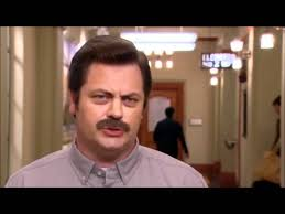 Smashing Pumpkins Ava Adore Puff Daddy Remix by Parks And Recreation Ron Swanson U0027s Troop Rangers Handbook Youtube