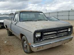 100 Used Dodge Truck Ram 150 Car For Sale And Auction 1B7Ge16Y5Ls756824