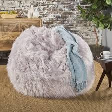 100 Furry Bean Bag Chairs For S Lycus Faux Fur Chair GDF Tudio