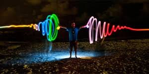 Light painting photography – tips & tricks to paint with light in