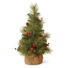National Tree Company 15 Ft Slim Artificial Christmas With Constant Clear