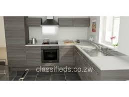 Plain Kitchen Design Zimbabwe Nero Assuoluto R Intended Decor