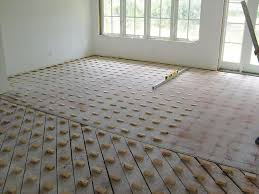 how to prove subfloor prep is necessary and get paid for it wood