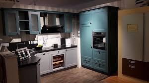w 10 lack moderne landhausküche 2 farbig u form