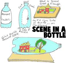 Make Dad A Scene In Bottle