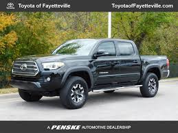 Pre-Owned 2017 Toyota Tacoma TRD Off Road Double Cab 5' Bed V6 4x4 ... Toyota Tundra Trucks For Sale In Hot Springs Nation Ar 71913 Morgan Cporation Truck Bodies And Van Paper Wheel Pros Two Men And A Truck The Movers Who Care Driver Airlifted In Cave Concrete Rollover Fort 2017 Nissan Frontier S A5 White Smith Tacoma Little Rock 72205 Autotrader Pg 01 Tn May