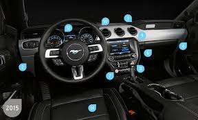 How Ford Made the New Mustang s Interior Better than Ever