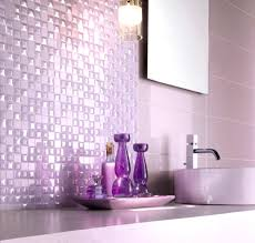 Purple Crackle Glass Bathroom Accessories by Purple Bathroom Accessories Sets In Purple Bathroom Accessories