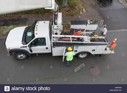 Cherry Picker Bucket Truck Stock Photos & Cherry Picker Bucket Truck ... Used Bucket Truck For Sale 92 Gmc Topkick With 55 Boom Dual Fort Drum The Mountaineer Online Bucket Truck Service T Evans Electric Ltd River Point Station Ford F450 Xl Short Cab Serviceutility Repair Refurbish Body Youtube You May Already Be In Vlation Of Oshas New Service Crane Caravan Cadian Trucks Headed South To Help Victims Boom Automotive Buying Superior Aerial And Equipment Substation