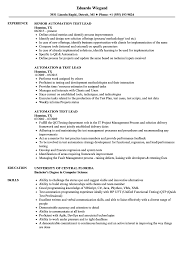 Automation Test Lead Resume Samples | Velvet Jobs Selenium Sample Rumes Download Resume Format Templates Qtp Tester Ideas Testing Samples Experience New Collection Manual Eliminate Your Fears And Doubts About Information Testing Resume 9 Crack Your Qtp Interview Selenium For Automation Best Test Qa Engineer Velvet Jobs Blue Awesome Image Headline For Software Fresher Floatingcityorg 89 Automation Sample Tablhreetencom Qa With Part Smlf 11 Ster Of