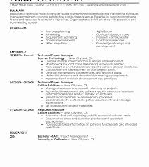 Construction Manager Resume Sample Delightful Hourly Shift Example For Managers