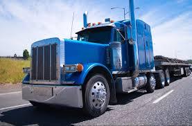 100 Rig Truck Big Rig Semi Truck Blue Wolf Of Roads PLS Logistics Services