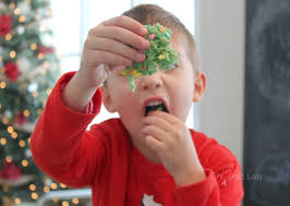 Rice Krispie Christmas Tree Ornaments by Christmas Tree Rice Krispie Treats The Crazy Craft Lady