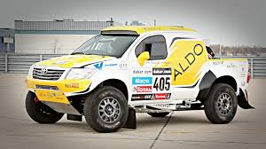 Toyota Overdrive Hilux FIA T11 Rally For Sale On EM