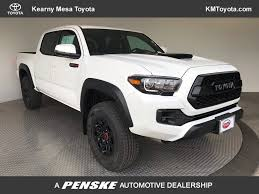 100 Penske Bucket Truck Rental 2019 New Toyota Tacoma 4WD TRD Pro Double Cab 5 Bed V6 AT At Kearny