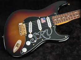 Image For Stevie Ray Vaughan Stratocaster Electric Guitar From SamAsh